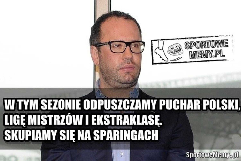 Memy po meczu Sporting - Legia: Radović asystuje, tęsknota za Pazdanem [GALERIA]