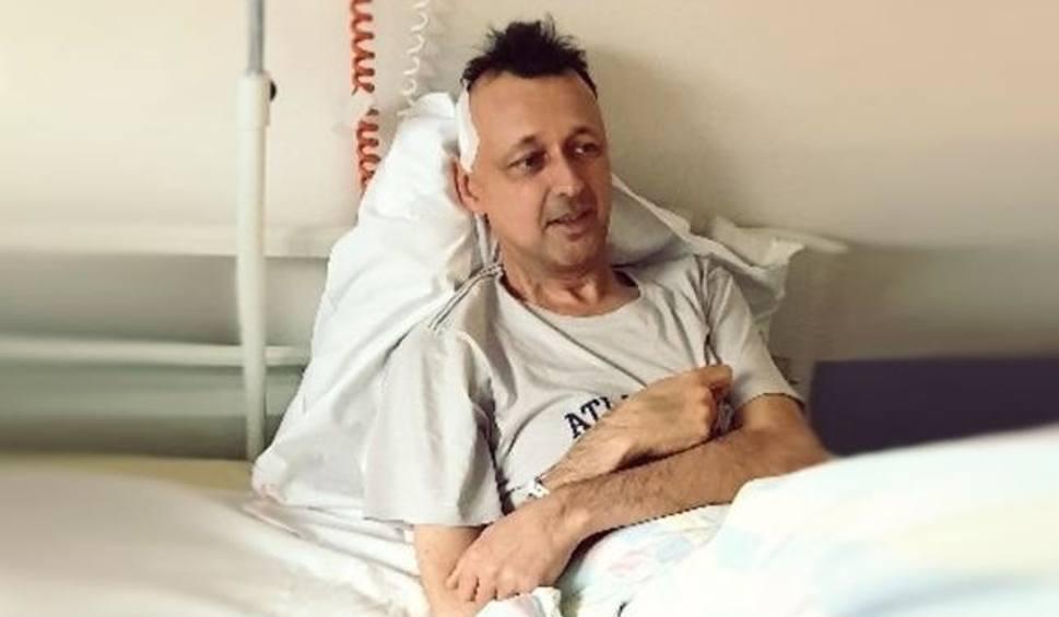 Film do artykułu: Doktor Robert Matraszek ze Staszowa całe życie pomagał innym - teraz sam potrzebuje pomocy. Wciąż walczy z nowotworem mózgu
