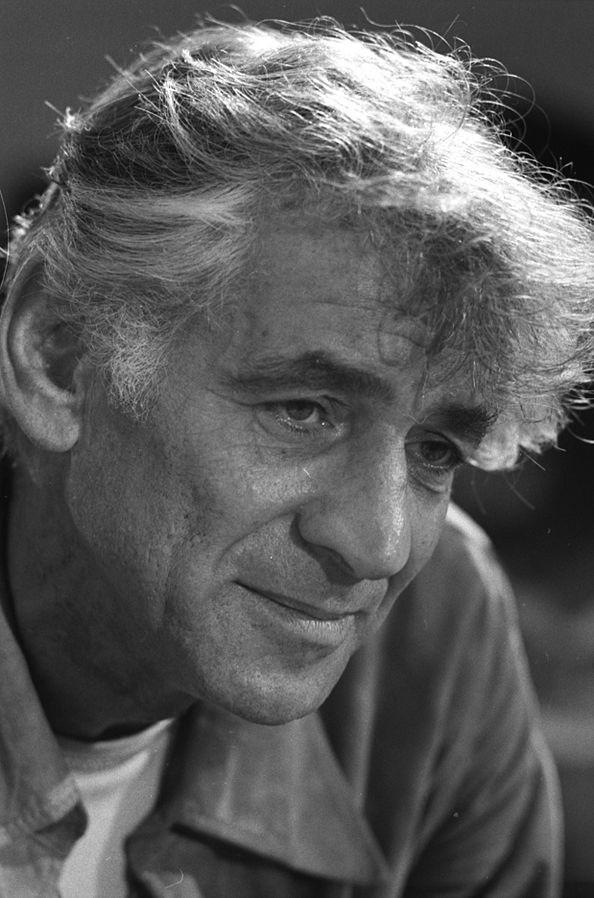 Na liście znalazł się m.in. wybitny kompozytor Leonard Bernstein