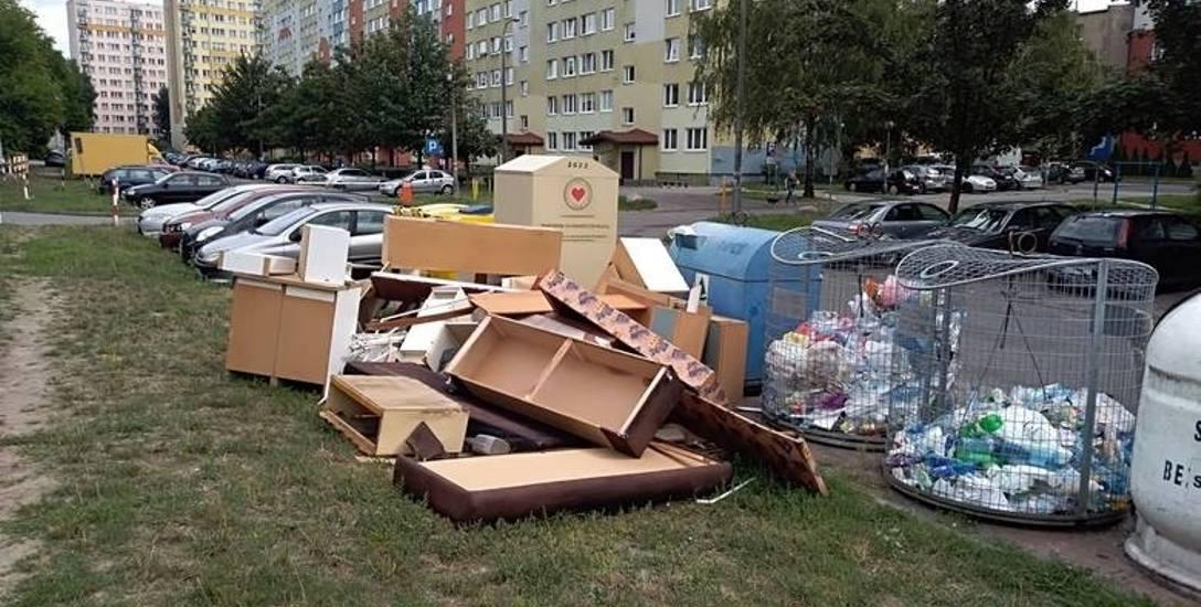 W Toruniu jest problem ze śmieciami wielkogabarytowymi. Jak zorganizować ich wywóz? [ZA I PRZECIW]