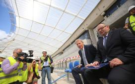Stadion Śląski kosztować będzie 650 mln zł. Czy to dużo?