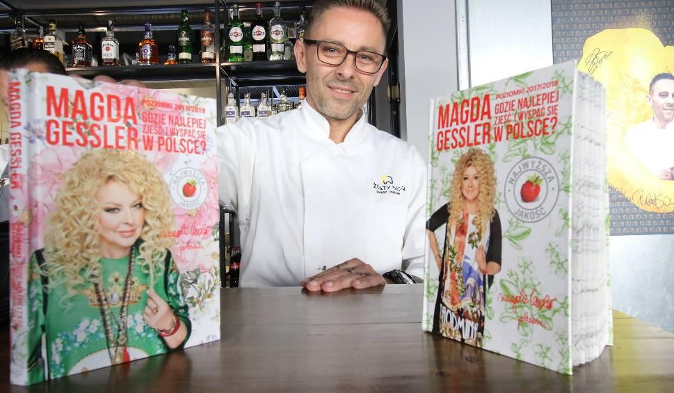 Film do artykułu: Świętokrzyskie lokale w przewodniku Magdy Gessler. Zobacz, które restauracje chwali i co o nich pisze