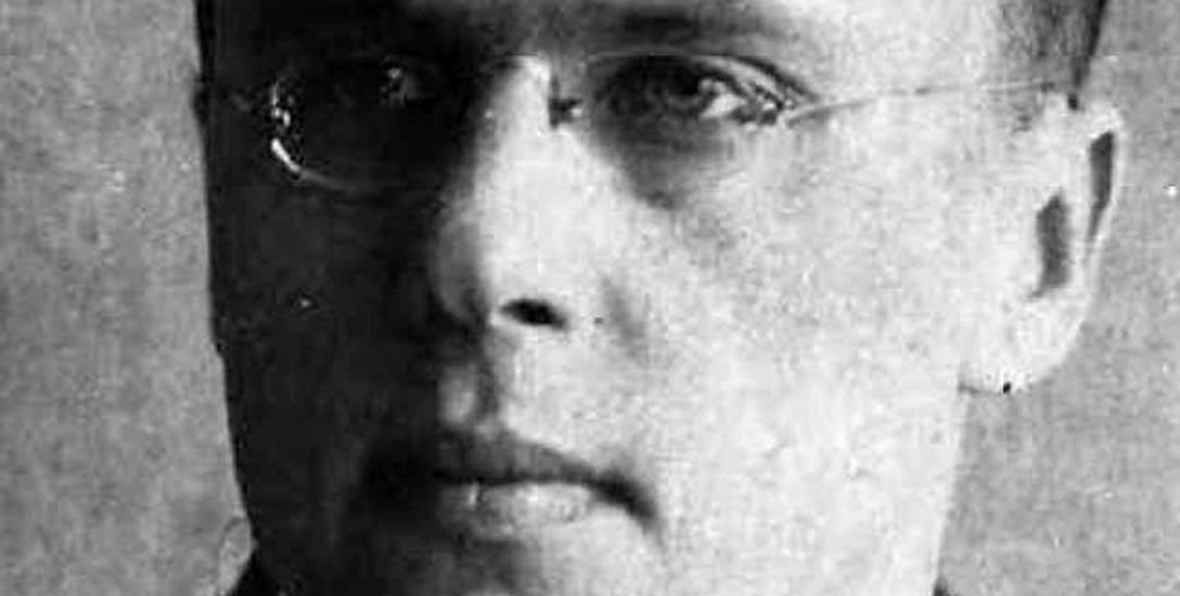 Jerzy Żurawlew - pomysłodawca i organizator konkursów chopinowskich. Ok. 1927 r. Fot. Narodowe Archiwum Cyfrowe.