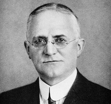 George Eastman, 1917