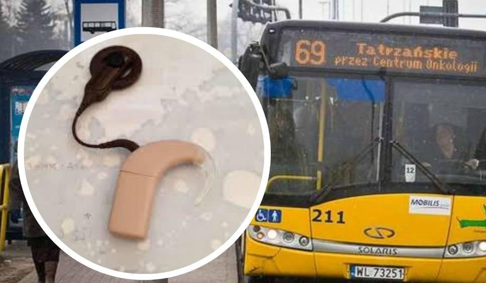 Film do artykułu: Pasażer zabrał z autobusu plecak Rozalii. A z nim - jej aparat słuchowy [nagranie z monitoringu]
