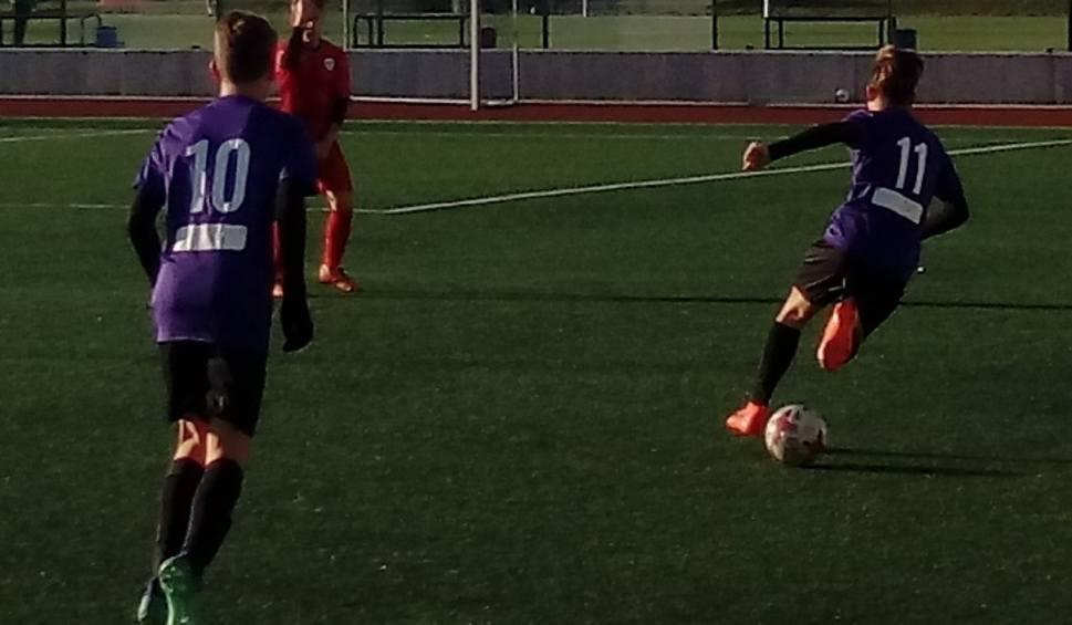 Film do artykułu: Akademia Piłkarska Macieja Murawskiego Zielona Góra walczy o awans do Centralnej Ligi Juniorów U-15