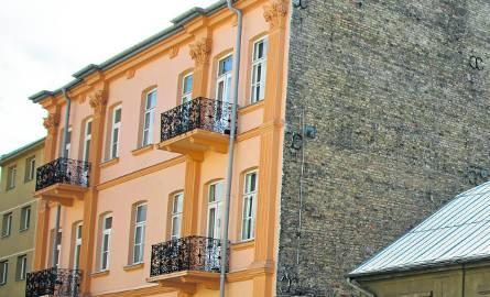 Dom ten zbudowała w latach 1897-1898 Ajdla Folman, dzięki pożyczce uzyskanej w Wileńskim Banku Ziemskim