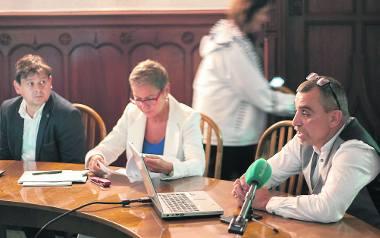 Aleksander Jacek chciał referendum w sprawie samoopodatkowania słupszczan na Trzy Fale.