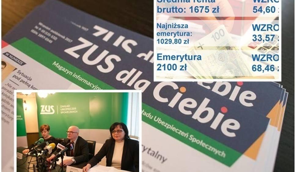 Film do artykułu: Emerytury ZUS 2019 NETTO + TABELA PRZELICZEŃ Waloryzacja kwotowa podniesiona o 70 zł - zapowiada minister Elżbieta Rafalska