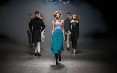 Kolekcja Jarosława Ewerta podczas Fashion Week 2016 w Łodzi