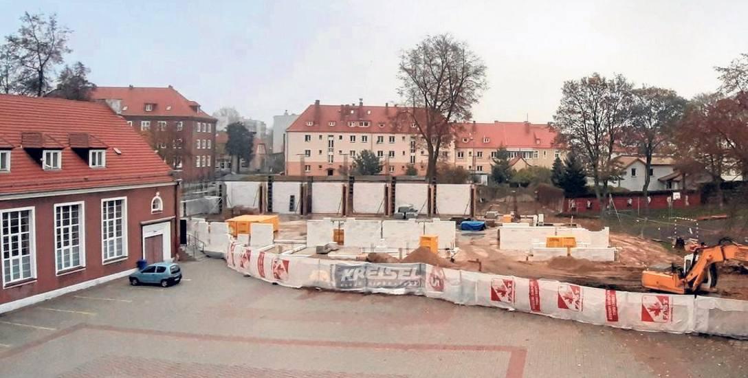 Budowa nowej hali SP1 jest największą inwestycją ostatnich lat - pochłonie blisko 9 milionów złotych w latach 2019-2020