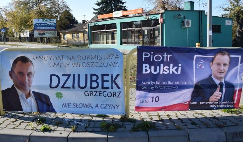 Film do artykułu: Kandydaci na burmistrza Włoszczowy komentują wyniki wyborów. Obaj są zadowoleni