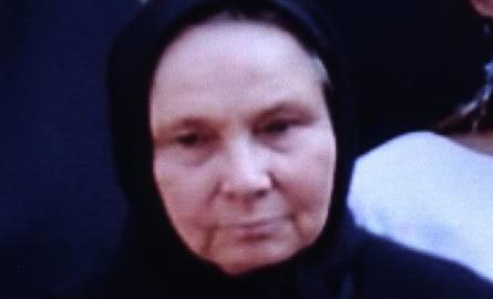Olena Prelovska zaginiona. Policja poszukuje 68-letniej Ukrainki