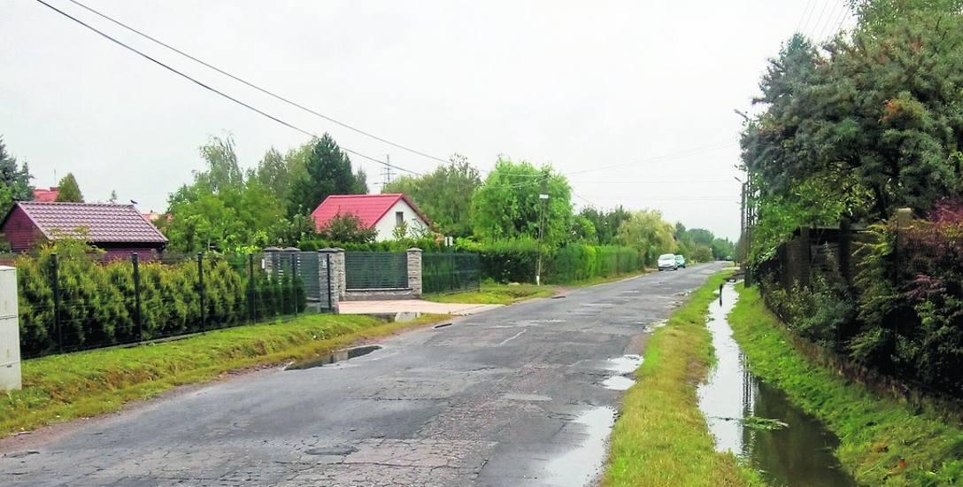 Ulica Miedniewicka należy do jednych z najbardziej zaniedbanych w mieście