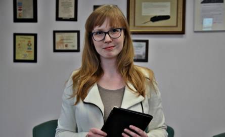 Małgorzata Korba, rzecznik Zakładu Ubezpieczeń Społecznych w regionie