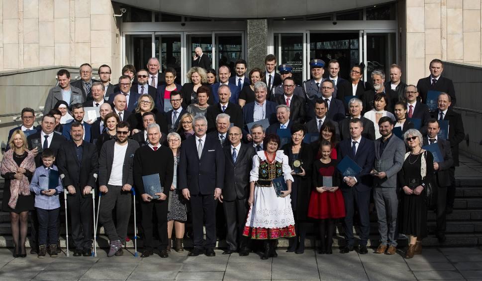 Film do artykułu: Oto wyjątkowi Małopolanie. Uhonorowaliśmy Ludzi Roku i Osobowości Roku 2016