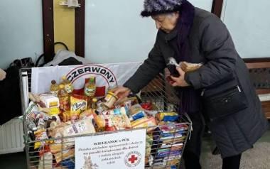 Przed wybuchem epidemii PCK mógł łatwiej pozyskać żywność dla potrzebujących