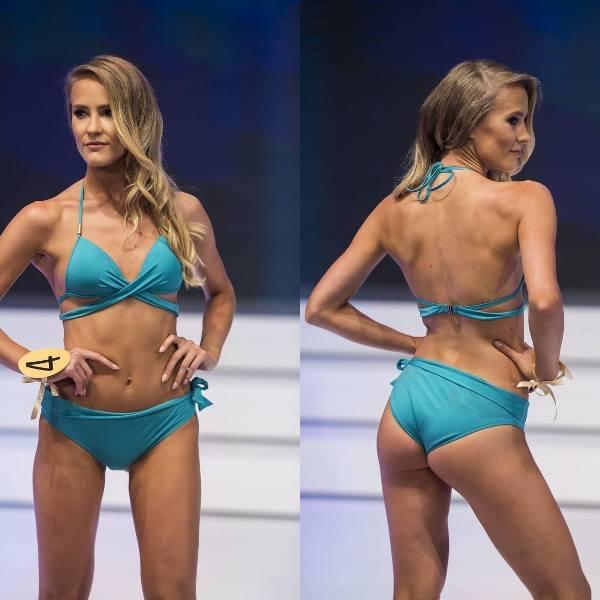 Miss Earth Poland 2018: Agnieszka Choszcz z Kaszub została Miss Bikini w konkursie. Piękna mieszkanka Pomorza odniosła sukces [ZDJĘCIA]