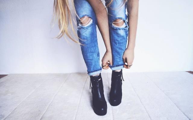 Buty dopasowują się do ich właściciela, dlatego nie warto kupować ich w lumpeksie.