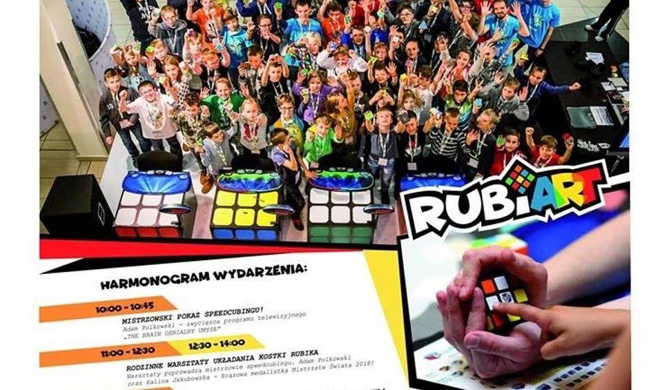 Film do artykułu: Otwarte Mistrzostwa w układaniu kostki Rubika w Sławnie [SZCZEGÓŁY]