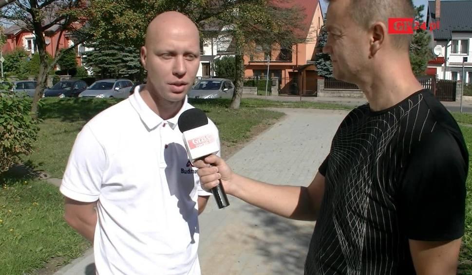 Film do artykułu: Jak to na osiedlu Niepodległości dwa chodniki wyremontowano