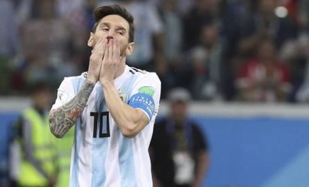 Argentyna - Chorwacja 0:3