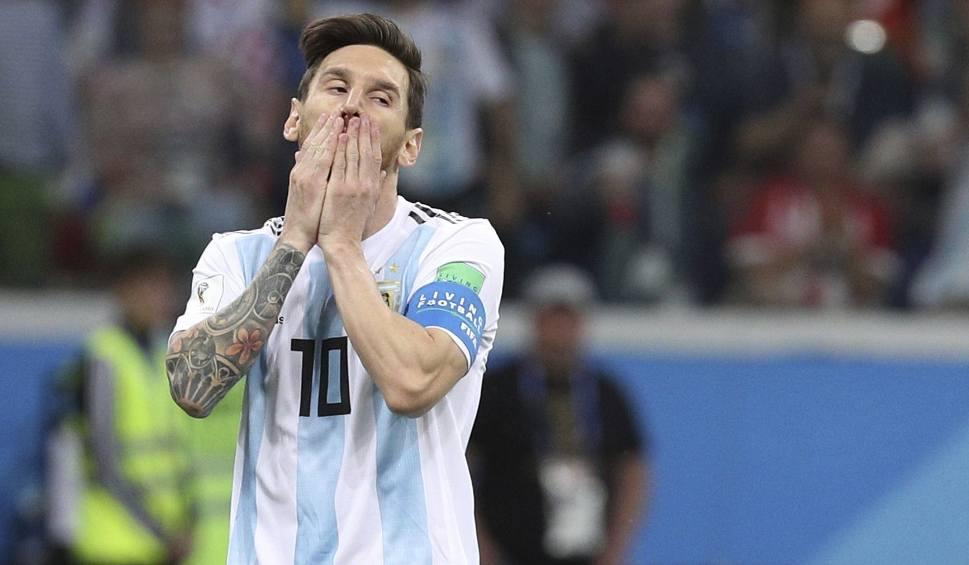 Film do artykułu: Mundial 2018. Messi wraca do domu?! Argentyna upokorzona przez Chorwację, absurdalna wpadka Caballero