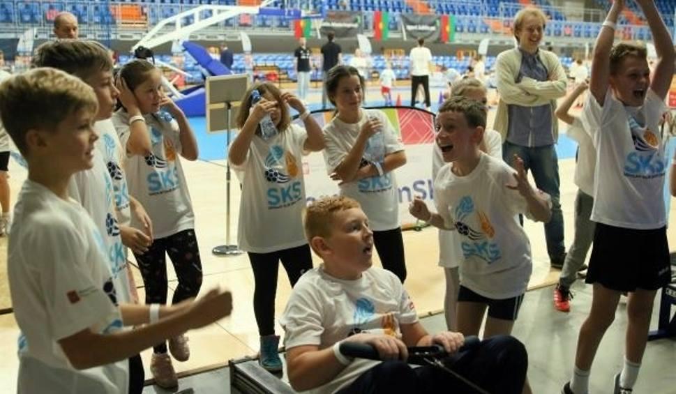 """Film do artykułu: """"SKS on Tour"""", czyli wielkie święto sportu dla lubelskich uczniów"""