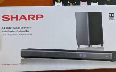 Soundbar Sharp HT-SBW460 - nasz test [FILM] - Laboratorium odc. 63