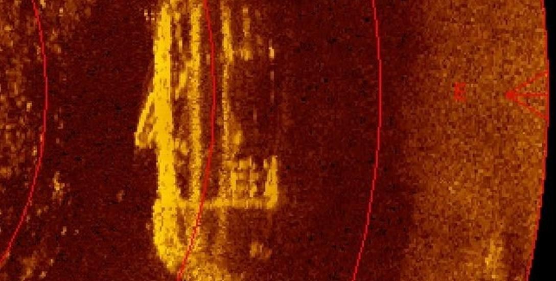 Dopiero badania wykonane przez płetwonurków pozwolą ustalić co za jednostka spoczywa na dnie Odry Zachodniej