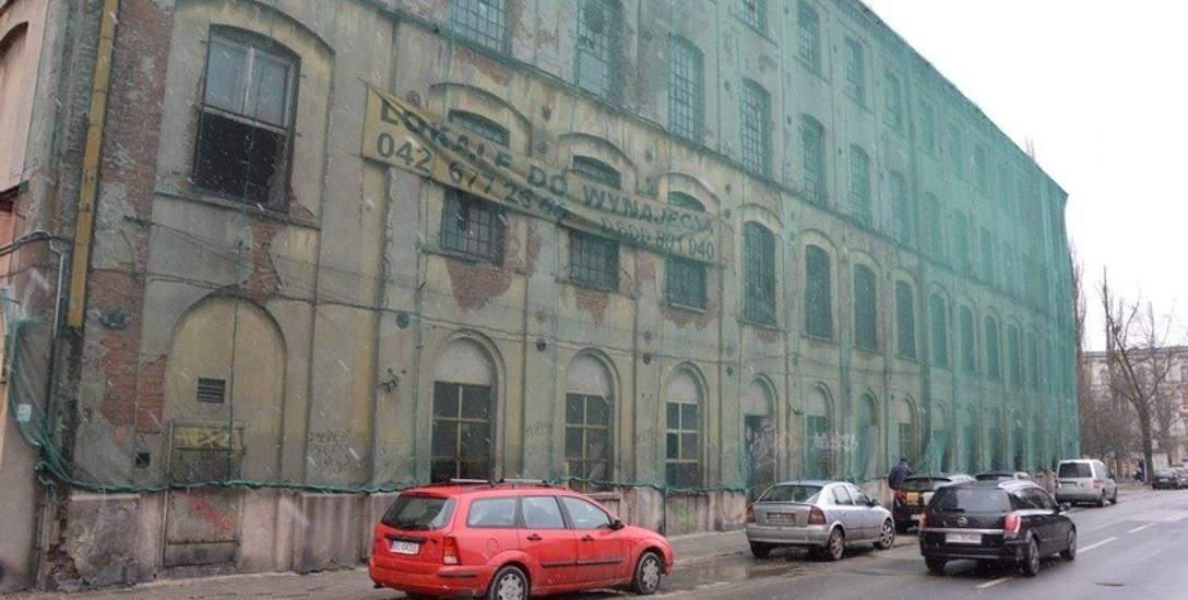 Fabryka Hentschela (ul. Wólczańska 12).