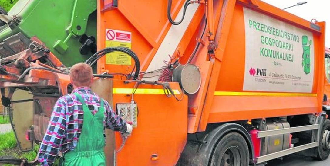 W Szczecinku śmieci zbiera PGK, który odpady wywozi do odległego o blisko 60 kilometrów Wardynia Górnego