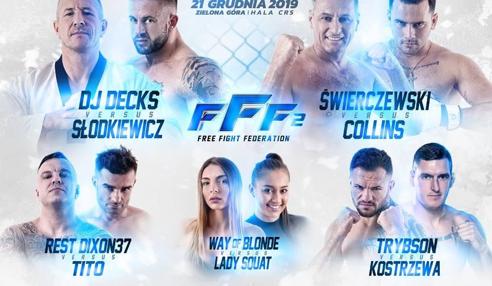 Film do artykułu: Free Fight Federation 2: gorące walki w Zielonej Górze. Gdzie i o której godzinie oglądać transmisję z gali MMA? Kto powalczy podczas FFF2?