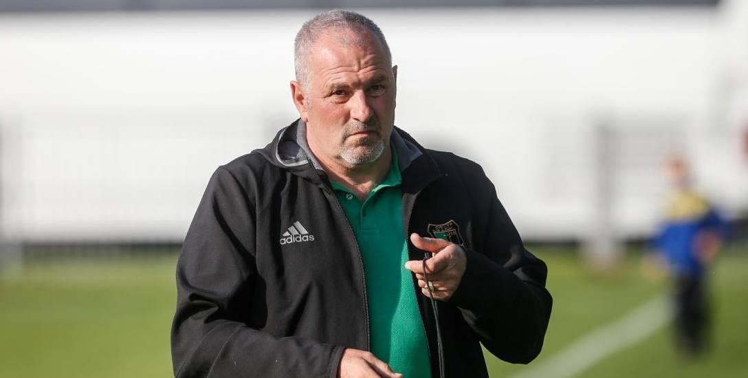 Trener Krzysztof Łętocha w barwach Stali Mielec rozegrał 181 meczów w ekstraklasie. Czy po ćwierćwieczu doczeka awansu mielczan do elity?