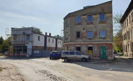 Budynki przy ul. Wróblewskiego 54 przechodzą gruntowny remont.