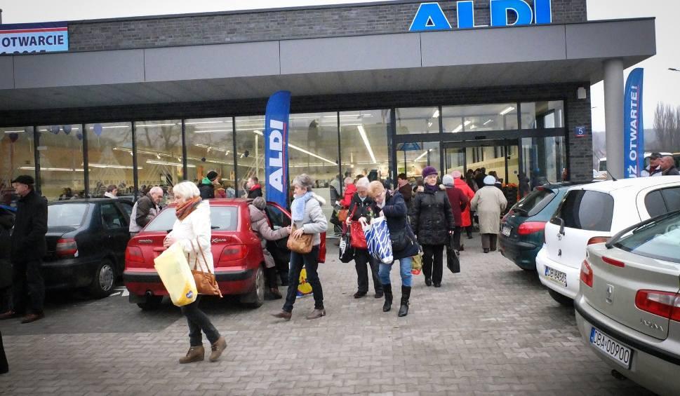 Film do artykułu: Aldi otwiera nowy sklep we Wrocławiu