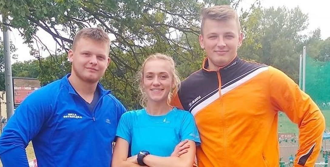 Ostrołęccy lekkoatleci w formie. Sukcesy na Mistrzostwach Polski U20 i Mistrzostwach Polski Masters
