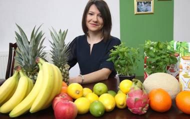 Kamila Sobaś: - Porcję mięsa równoważmy warzywami i owocami