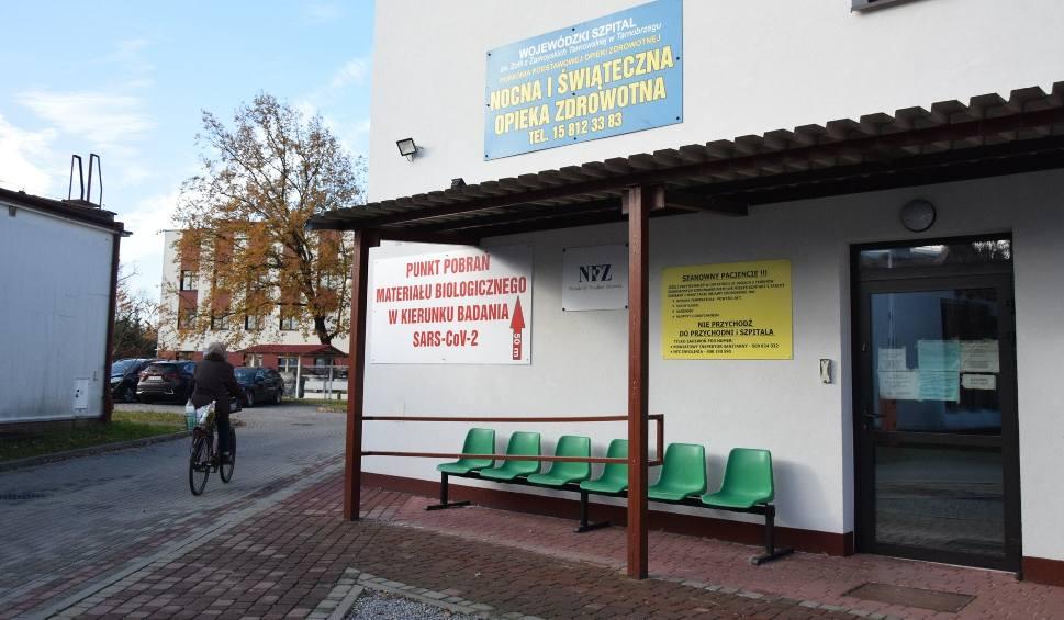 Film do artykułu: Najbardziej oblegany punkt badań na koronawirusa między innymi w Tarnobrzegu. Gdzie wykonano najwięcej wymazów, a gdzie najmniej?