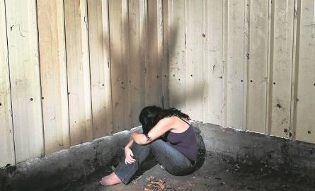 Oprawcy nie zwracali uwagi na jej błagania o litość, protesty i płacz