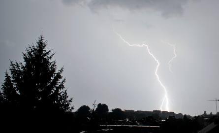 Ostrzeżenie burzowe IMGW 21 czerwca