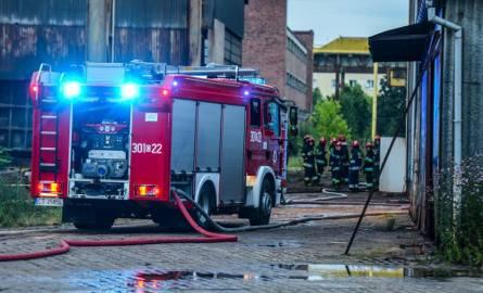 Burze w Wielkopolsce: Ponad sto interwencji strażaków