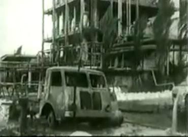 Liczba ofiar nocnego wybuchu zbiorników wyniosła 37 osób.
