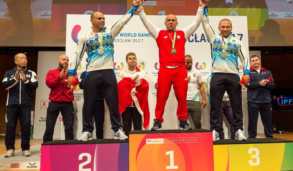 Film do artykułu: The World Games 2017 - TABELA MEDALOWA 30.07.2017