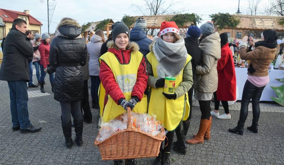 Film do artykułu: Skaryszew. Kiermasz bożonarodzeniowy będzie w niedzielę na Rynku