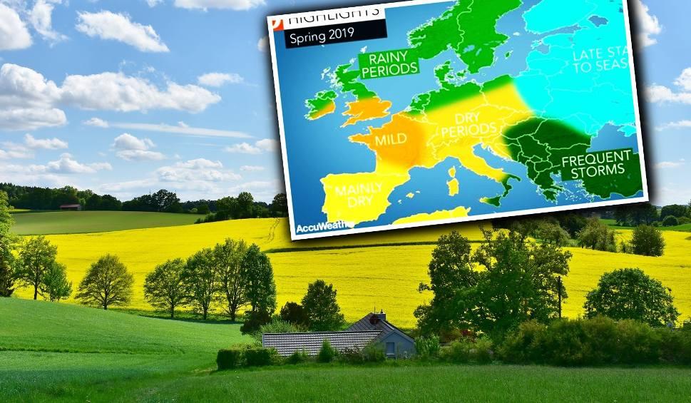 Film do artykułu: Pogoda na WIOSNĘ 2019. Kiedy przyjdzie wiosna? Długoterminowa prognoza pogody [20.02.2019, środa]