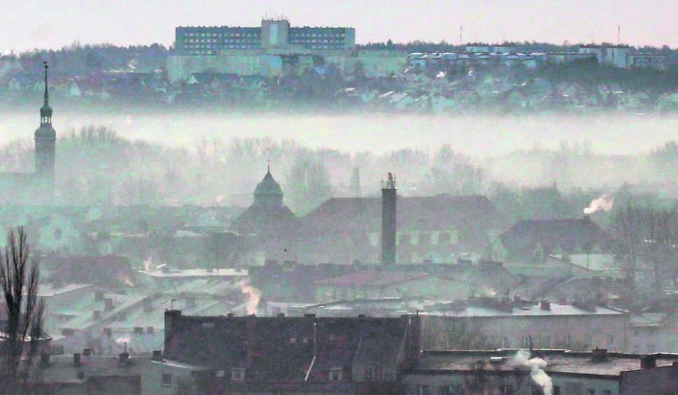 Film do artykułu: Smog również w Słupsku, przekroczone normy PM10
