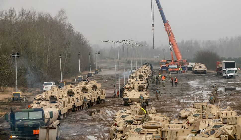 Film do artykułu: Defender - Europe 20. Trwa budowa obozowisk na poligonie drawskim [ZDJĘCIA, WIDEO]