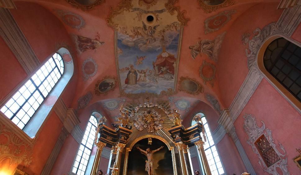 Film do artykułu: Niezwykłe polichromie w kościele Bernardynów w Piotrkowie