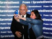 Jarosław Kaczyński na konwencji przedwyborczej w Nowym Sączu [ZDJĘCIA, WIDEO]